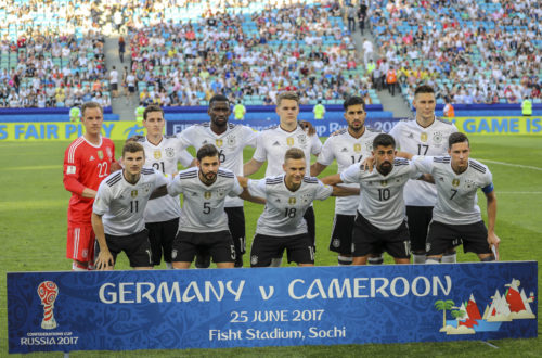 Article : Je supporte l'Allemagne, et vous ?