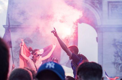 Article : De Bruxelles à Paris, itinéraire d'une victoire